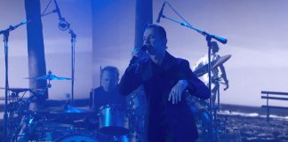 Depeche Mode no Jimmy Kimmel