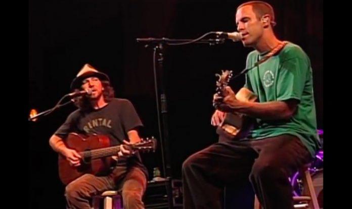 Eddie Vedder e Jack Johnson
