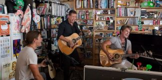 Hanson no Tiny Desk, da NPR