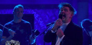 LCD Soundsystem no programa de Jimmy Kimmel