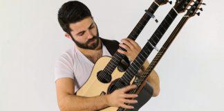Luca Stricagnoli toca Gorillaz