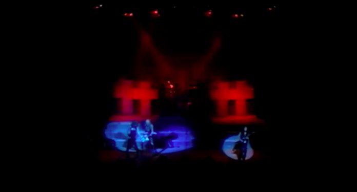Metallica no Japão em 1986
