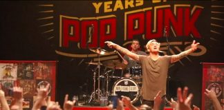 New Found Glory - show em Londres