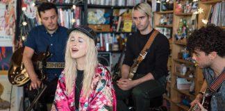 Paramore no Tiny Desk, da NPR