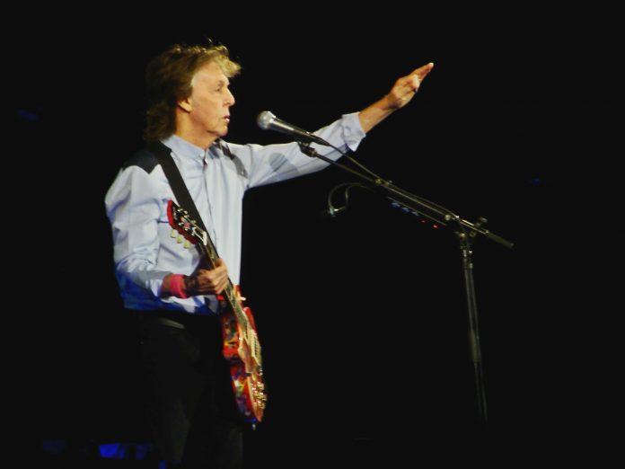 Paul McCartney em São Paulo, 2017