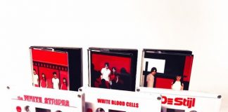 The White Stripes - fitas K7 Cassette Store Day