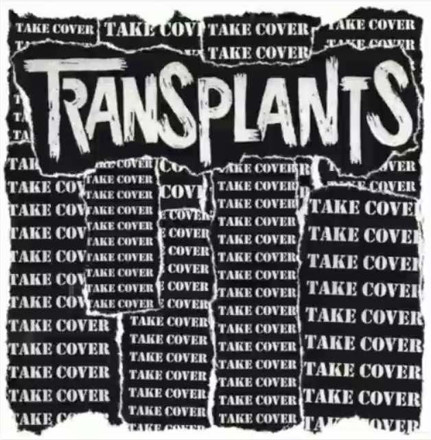 Transplants - Take Cover EP