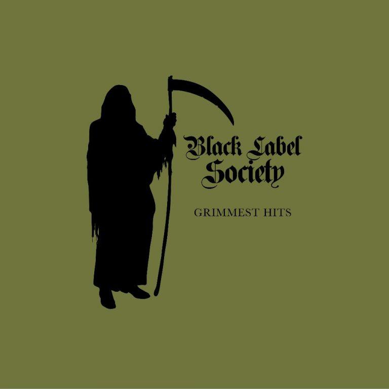 "capa do disco ""grimmest hits"" do black label society"