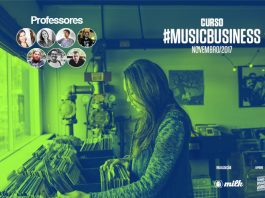 Professores do #MusicBusiness
