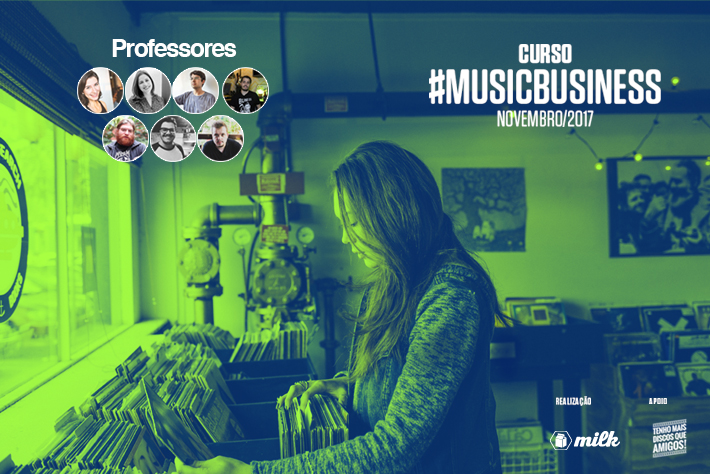 Professores do #MusicBusiness