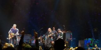 Coldplay faz cover de Tom Petty com Peter Buck