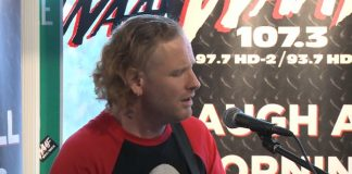 Corey Taylor canta Tom Petty