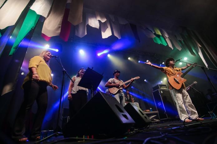 Raymundo Sodré no Festival Radioca 2017