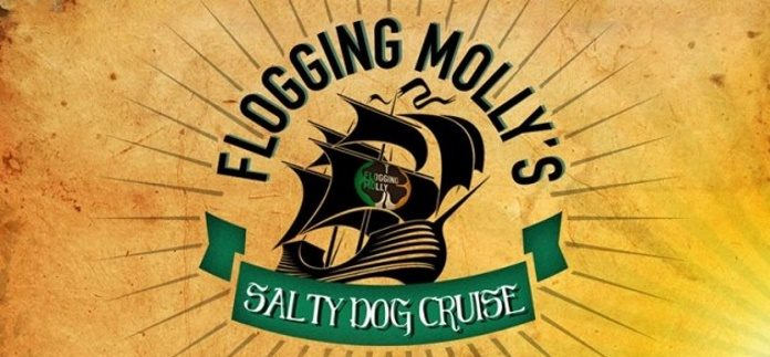 Cruzeiro do Flogging Molly