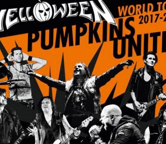 Helloween - Pumpkins United Tour