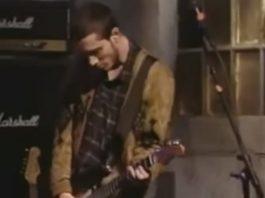 John Frusciante no Saturday Night Live 1992