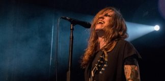 Laura Jane Grace (Against Me!) em San Francisco