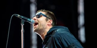 Liam Gallagher no Benicassim 2017