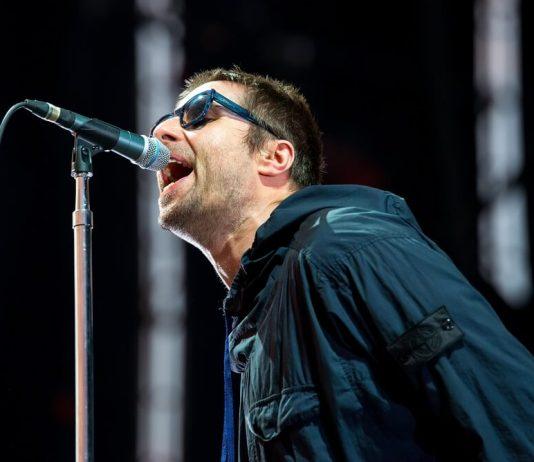 Liam Gallagher no Benicassim 2017