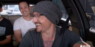 Linkin Park no Carpool Karaoke