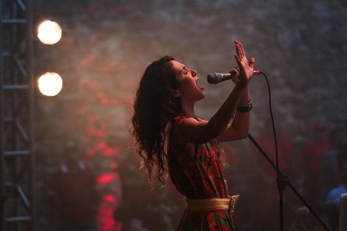 Lívia Nery no Festival Radioca 2017