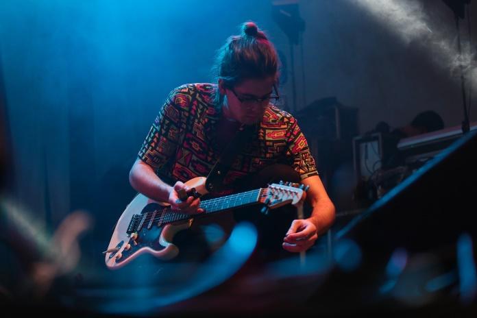 Lucas Estrela no Festival Radioca 2017