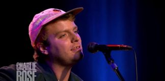 Mac DeMarco no programa de Charlie Rose