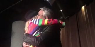 Madonna e Caetano Veloso
