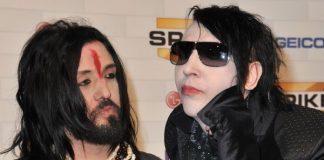 Twiggy Ramirez e Marilyn Manson