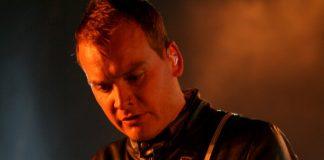 Matt Skiba, guitarrista de Alkaline Trio e Blink-182