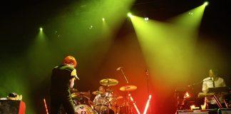 My Chemical Romance na Espanha em 2011