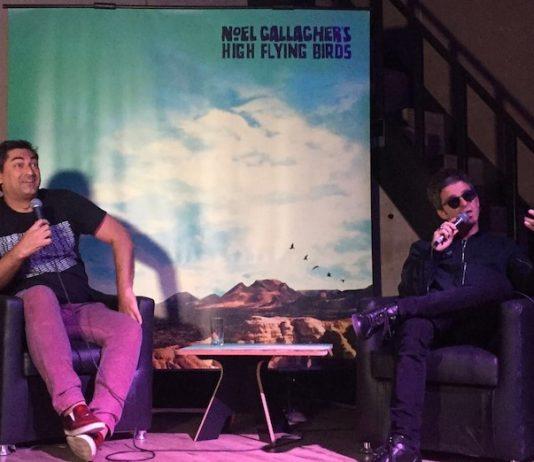 Noel Gallagher em São Paulo