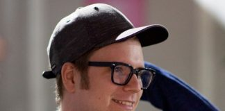 Patrick Stump, do Fall Out Boy, no Rock In Rio