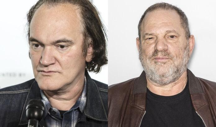 Quentin Tarantino sabia dos assédios de Harvey Weinstein