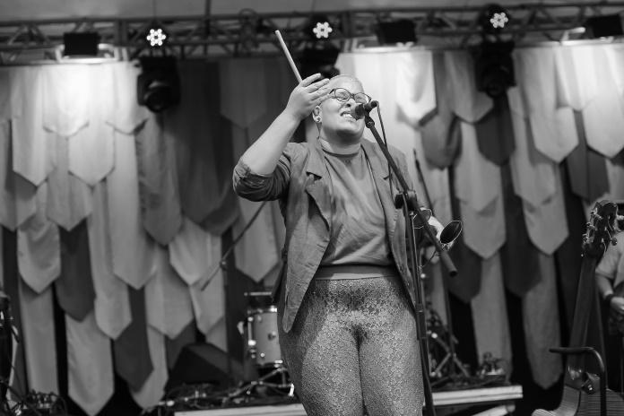 Jadsa Castro no Festival Radioca 2017