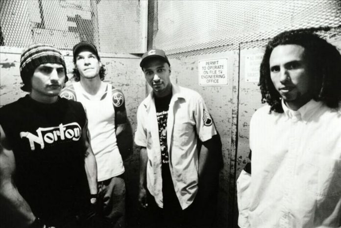 Rage Against The Machine (Tom Morello)
