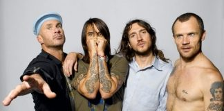 Red Hot Chili Peppers com John Frusciante
