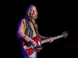 Tom Petty em 2014