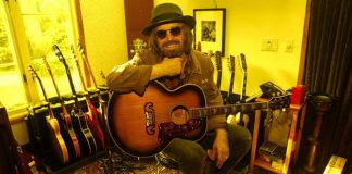 Tom Petty em casa