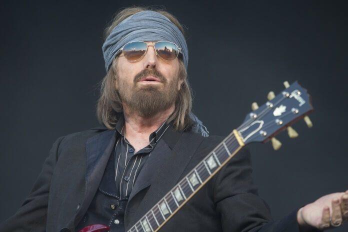 Tom Petty em 2017
