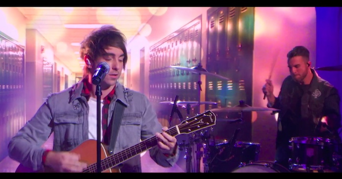 All Time Low na TV americana