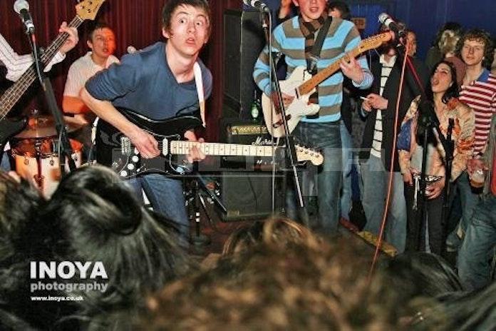 Arctic Monkeys e Amy Winehouse
