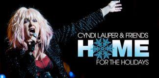 Cyndi Lauper - evento beneficente