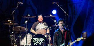 Green Day em São Paulo
