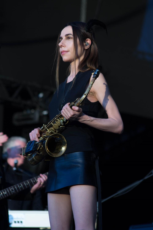 PJ Harvey no Popload Festival 2017