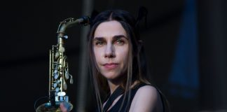 PJ Harvey no Popload Festival 2017