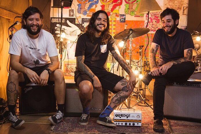 Diego Xavier, guitarrista do Bike, lança álbum solo