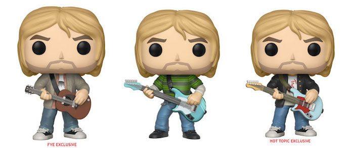 Kurt Cobain Funko Pop