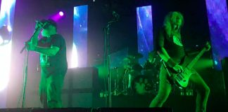 Mastodon com Scott Kelly (Neurosis)