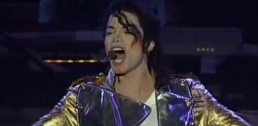 Michael Jackson na Alemanha, 1997